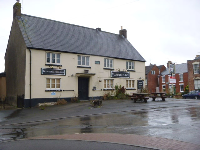 The Mariners Arms is up for sale - not supported by mariners any more
