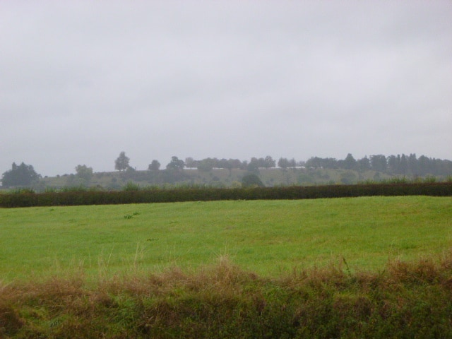The Deer Park in the distance