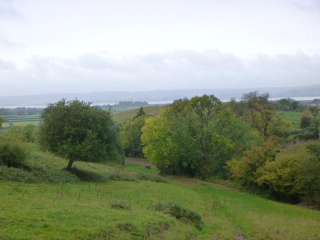 Views across the Severn