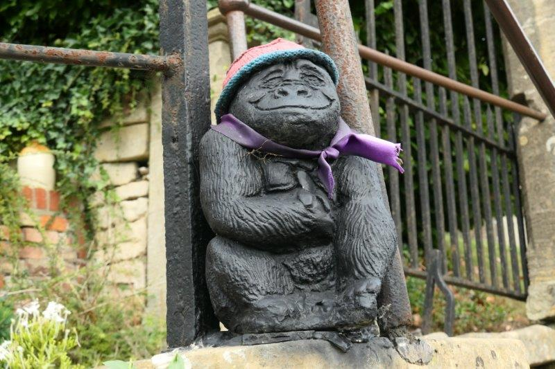Not the Uley Gorilla
