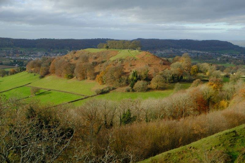 Over to Downham Hill