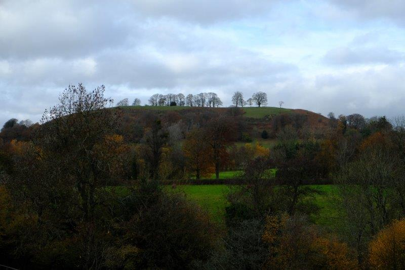The other side of Downham Hill