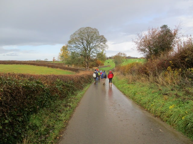 Down the road to Leighterton