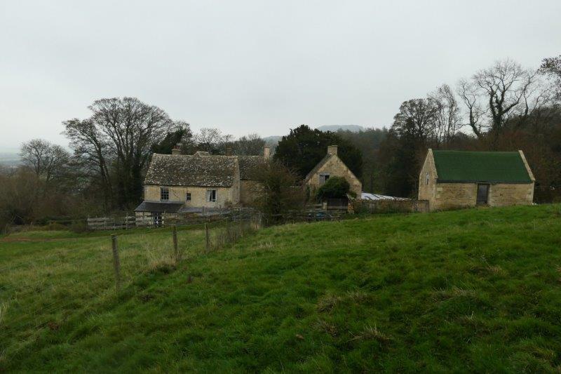 An old farm property