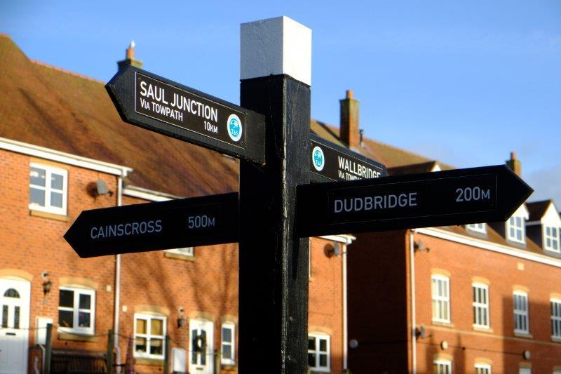 We take the Wallbridge route