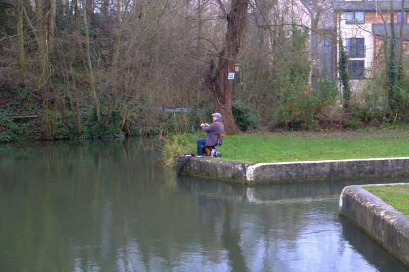 The fisherman of England