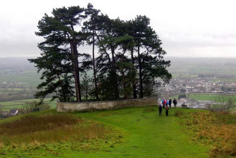 We reach Wotton Hill