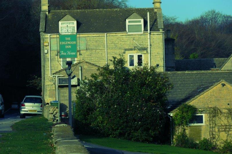 Past the Edgemoor