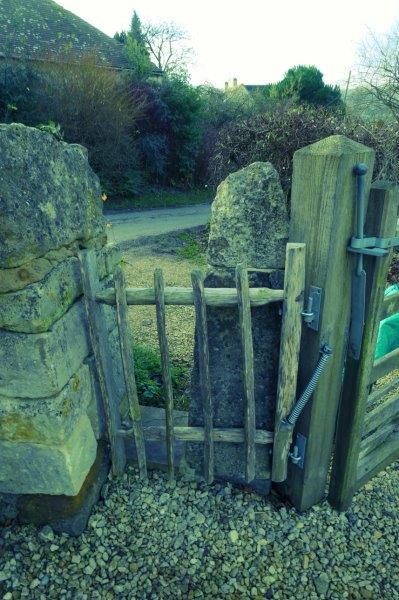Stile or gate?