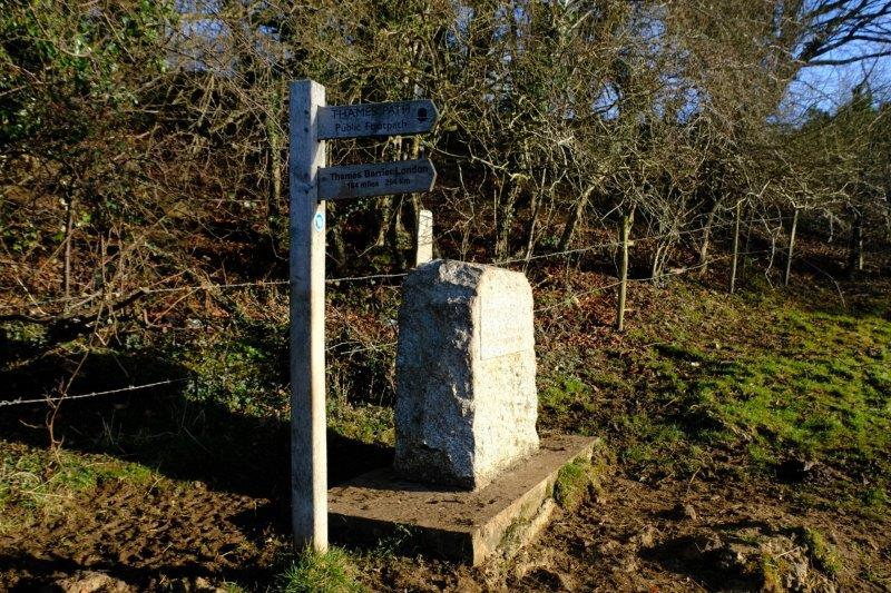 To the source of the Thames