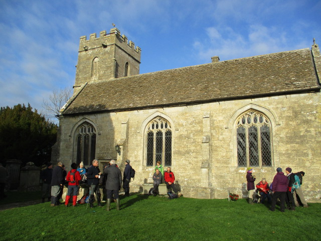 Coffee at St. Stephen's Church at Moreton Valence
