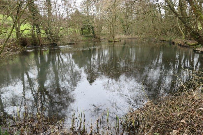 More water at Steanbridge