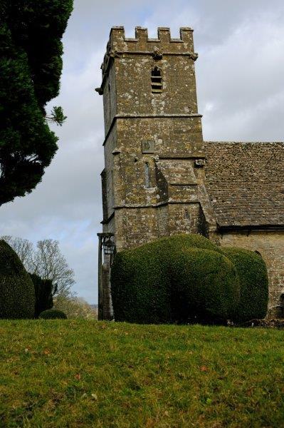 Edgeworth church