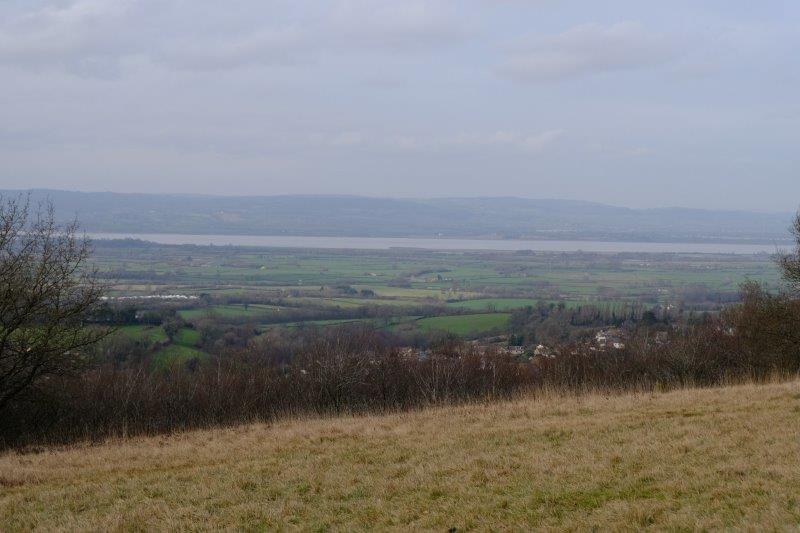 With views of the Severn