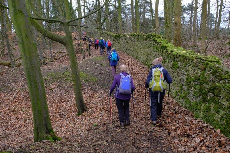 Before continuing along the path to Ebworth