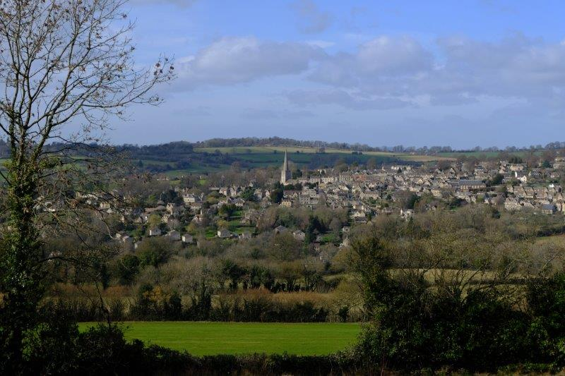 Then views of Painswick
