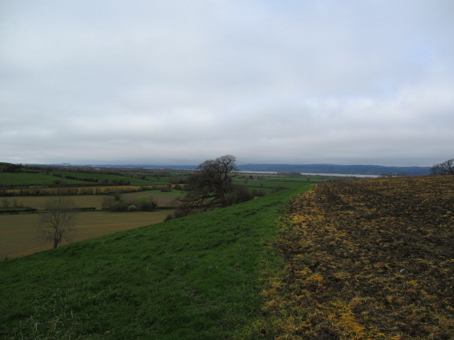 Views over to the Severn