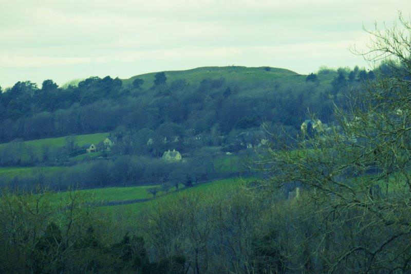 And Painswick Beacon also standing out