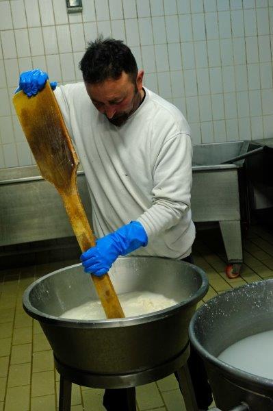 More mozzarella on the way