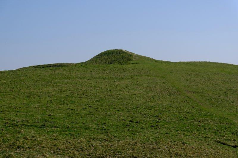 Walkers Hill ahead
