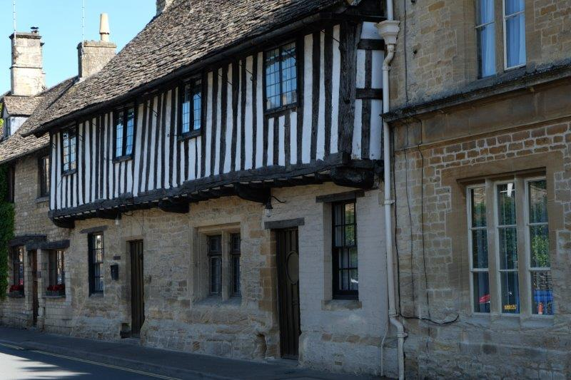 We make our way through Northleach