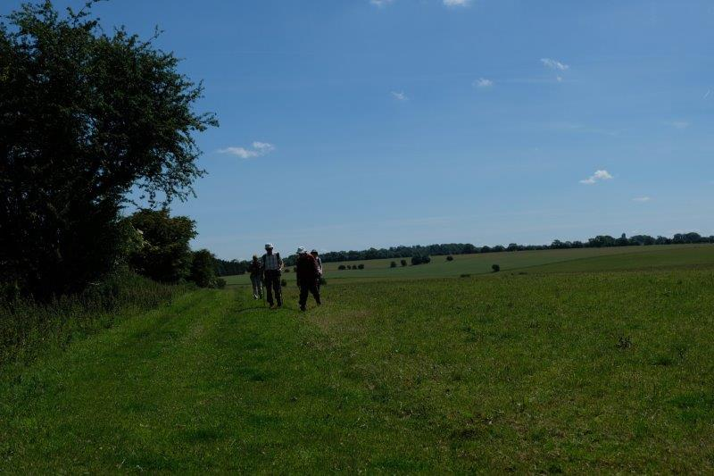 Before we continue across fields