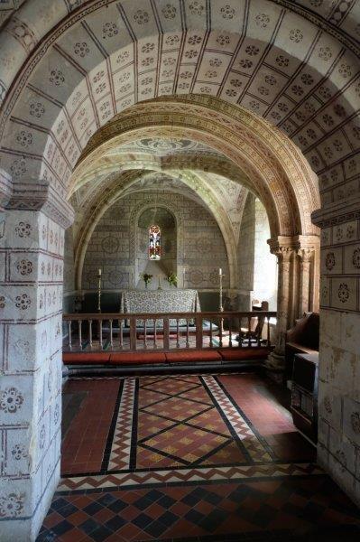 A look around Hampnett Church